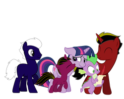 Richy's Family  ~ Birthday Present ~ by Radiant--Eclipse