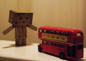 Watch out Danbo by JDInUnderland