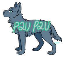 P2U : Normal Canine... by weinering
