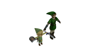 Toon Link DL by Valforwing