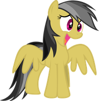 Daring Do Vector by UlrikaTaylor
