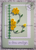 Quilling - card 88 by Eti-chan