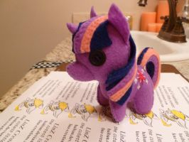 Twilight Plushie by haiban