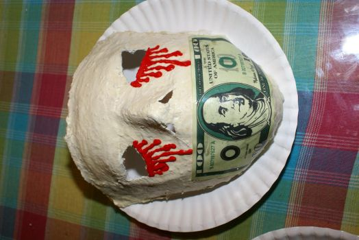 Homemade Hollywood Undead Mask #2 by DaChosta