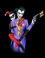 A Couple of Clowns by Shaami