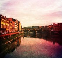 One day in Florance by marjol3in1977