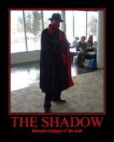 Awesome Cosplayer: The Shadow by MasterRBG