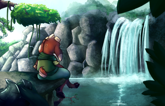 Finally, Some Fresh Water by IncubusPhanto