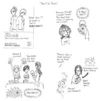 BLEACH Comic Relief 10 by one-of-the-Clayr