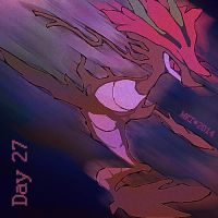 Day 27 - Coolest Pokemon by Mikoto-chan