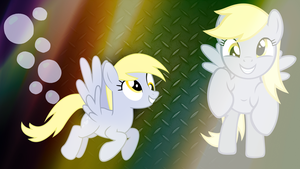 Derpy Wallpaper by Raizelmaxx