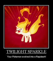 Twilight Sparkle: Poster by Kiss-the-Iconist