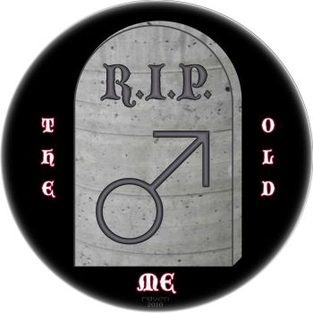 R.I.P. 2  Button by raven-haven-creation