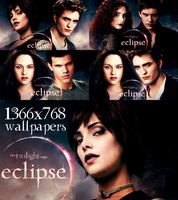 Twilight Eclipse Wallpapers by theanyanka