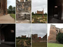Kenilworth Castle 6 by Tasastock