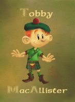 Tobby the little Scotish Boy by Hagenmerac