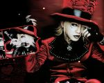 Ruki - The Mad Hatter by crayondrawngirl