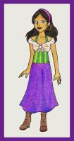 The modern gypsy by JelloArms