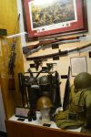 World War II Pacific Conflict display case by ENT2PRI9SE