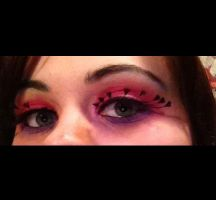 Toothiana/Tooth Fairy - make up test! by Aabenhuus