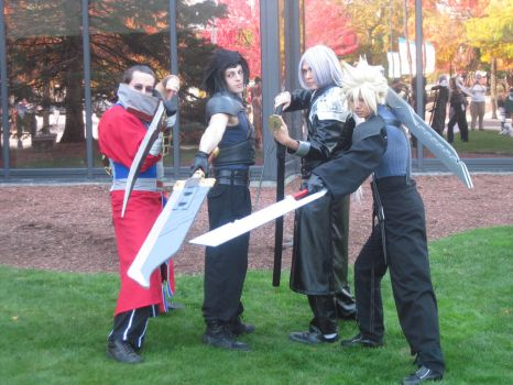 AAC '13  - FF - Boys of VII...plus 1 by TheArtFaerie111