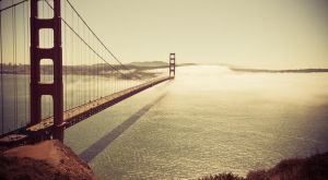 bridgesGolden Gate BridgeUSACalifornia by Paullus23