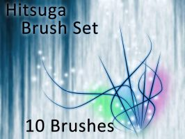 Hitsuga Brush Set by Marobisoft