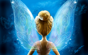 Tinkerbell by AlaaNosair