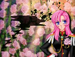 Revolutionary Girl Utena WP by St0DaD