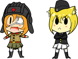 Tiny Tankers by TheSourKraut