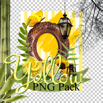 Resources Pack Yellow by Blutmondlicht by Blutmondlicht