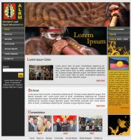 ALRM Website by Noah0207