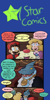 Seven Star Comics 62 by Loopy-Lupe