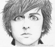 Billie Joe - sketchy like 10 by kelly42fox