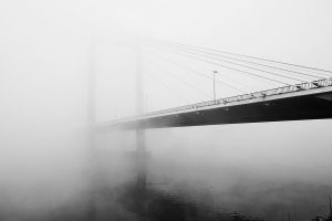 Disappearing Bridge by SonjaPhotography