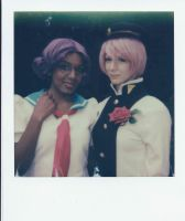 Utena and Anthy by TPJerematic
