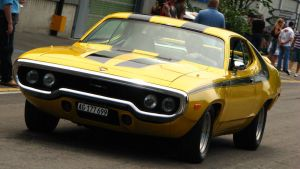 '71 Plymouth Satellite by AmericanMuscle
