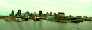 vieux port Montreal by Iouri