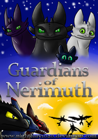 Guardians Of Nerimuth cover (new) by NightFury1020