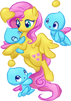 Kindness for Chao by Bedupolker