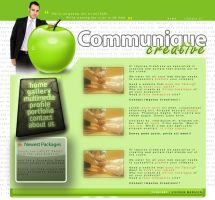 Corporate Web Template 3 by mangion