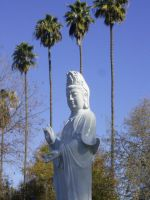 Asian statue stock 2 by chamberstock