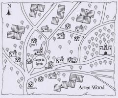 Arten-Wood map by LetoCrows