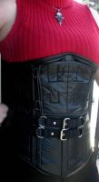 CORSET - SOLDIER Prototype by RubyRiddleDesign