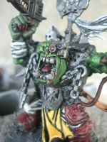 WH40K Warboss upclose by raipo