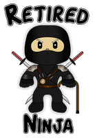 Retired Ninja by Sinner-PWA