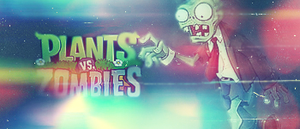Plants vs. Zombies by f1rstZomb1e