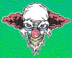 Killa Klown by MonsterInk