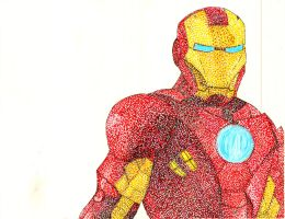 Ironman by darkcornersofmymind