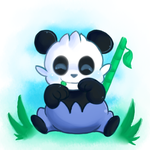 Little pancham by SwEeTxPiNk96